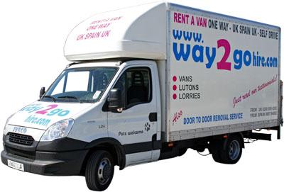 Way2Go Hire Ltd